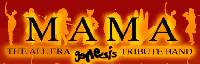 MAMA - A Tribute to Genesis logo