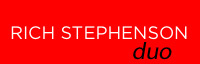 Rich Stephenson Duo  logo