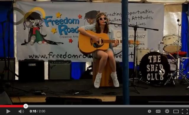 Tribfest Freedom Road Video