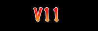 V11 logo