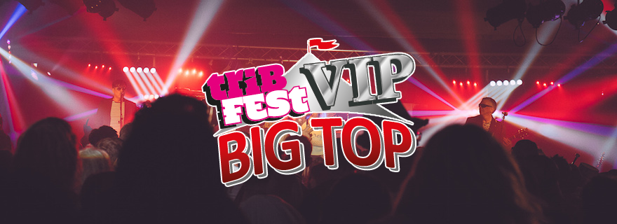 VIP Big Top Header