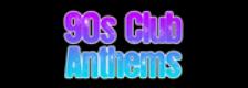 90s Club Anthems logo