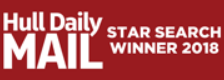 Hull Daily Mail Star Search Winner logo