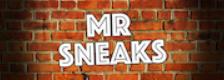 Mr Sneaks logo