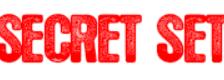 Secret Set logo