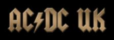 AC/DC UK - A Tribute to AC/DC logo