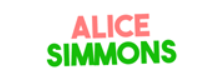 Alice Simmons  logo