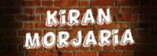 Kiran Morjaria logo
