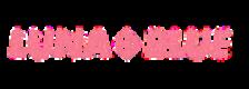 Luna Blue logo