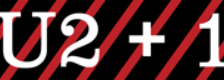 U2+1 - A Tribute to U2 logo