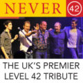 Never 42 - A Tribute to Level 42