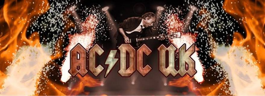 AC/DC UK, a tribute band to AC/DC