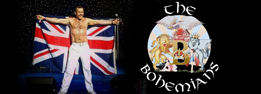 The Bohemians, Queen tribute band