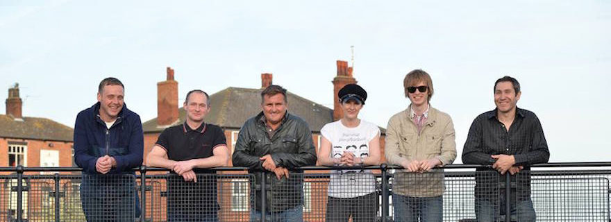 The Beautiful Couch, a tribute band to The Beautiful South & The Housemartins