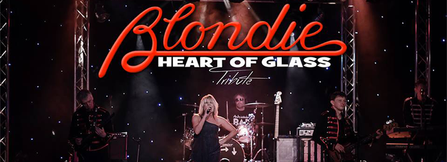 Heart of Glass, the Blondie tribute band