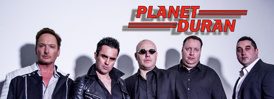 Planet Duran, a tribute band to Duran Duran