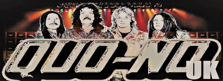 Quo-No UK tribute band to Status Quo