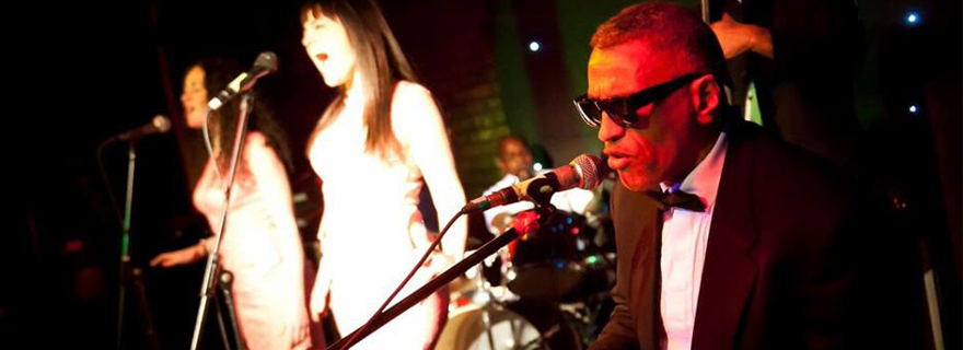 A Ray Of Charles, a tribute band to Ray Charles