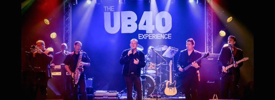 The UB40 Experience, a tribute band to UB40