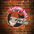 Laughing Bull Comedy Logo