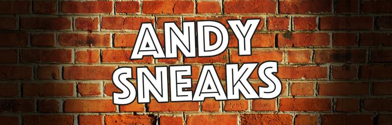 Andy Sneaks logo