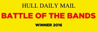 Knocking Shop - Hull Daily Mail Battle of the Bands Winner 2016