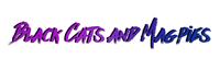 Black Cats & Magpies logo