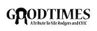 Good Times (Tribute to Nile Rogers & Chic) logo