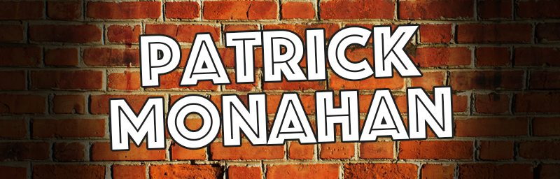 Patrick Monahan logo