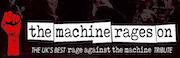 The Machine Rages On logo