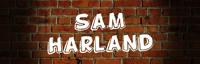 Compere: Sam Harland logo
