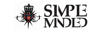 Simple Minded - A Tribute to Simple Minds logo