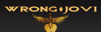 Wrong Jovi - A Tribute to Bon Jovi logo