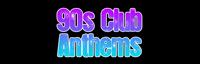 90's dance logo