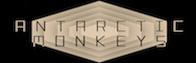 Antarctic Monkeys (Tribute to Arctic Monkeys) logo