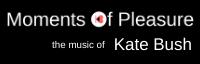 Moments of Pleasure (Tribute to Kate Bush) logo