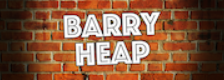 Barry Heap logo