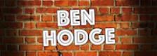 Ben Hodge logo