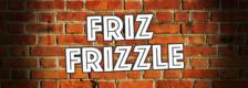 Friz Frizzle logo