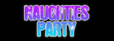 Naughties Party logo