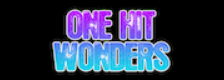 One Hit Wonders  logo