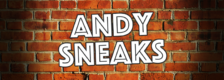 Andy Sneaks logo