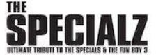 The Specialz (Tribute to the Specials) logo