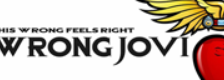 Wrong Jovi  (Tribute to Bon Jovi) logo