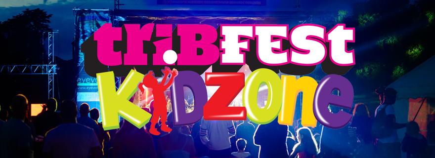 Tribfest Kidzone