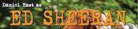 Daniel East (Tribute to Ed Sheeran)  logo